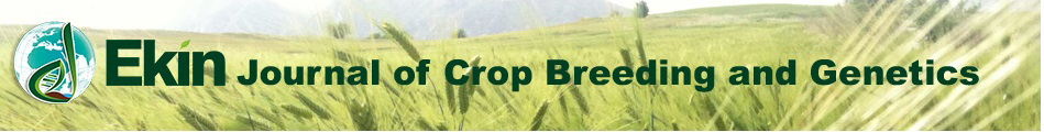 EKIN Journal of Crop Breeding and Genetics